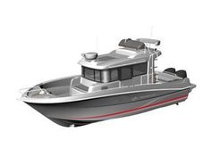 Barracuda 9 | Beneteau Fishing Yachts, Fishing Boats, Alternative Fuel, Boat Design, Power Boats, Boating, Transportation, Ships, Design Ideas