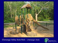 Chenango Valley State Park in Chenango Forks, NY