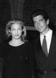 Mr and Mrs. John F. Kennedy Jr. (caroline)Photo courtesy of Davidoff Studios, Inc.