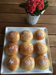 CRISTINAS O BOLLOS SUIZOS Thermomix Hamburger, Bread, Food, Crumpet Recipe, Buns, Cooking, Brot, Essen, Eten