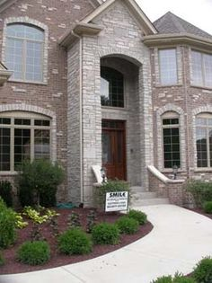 1000 Images About House Exteriors On Pinterest Bricks