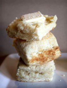 How To Make Cream Biscuits In Less Than 15 Minutes.  These are absolutely delicious.