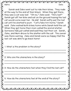 PQA and Constructed Response - Tales from Outside the Classroom Reading Comprehension Worksheets, Reading Passages, Reading Strategies, Reading Skills, Teaching Reading, Guided Reading, Comprehension Strategies, Reading Activities, Teaching Spanish