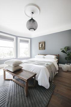Warm minimalist decor. Not just whites! Lots of neutrals.