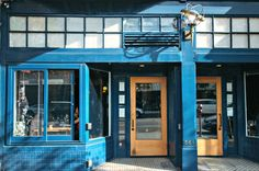 Bar Tartine's gorgeous exterior. Photo by @irenekly