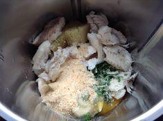 Polpette di merluzzo (al forno) | Kikakitchen