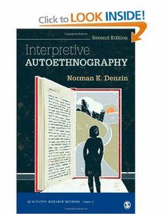 Autoethnography dissertation