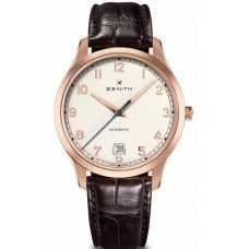 Zenith Captain Central Seconds Special Edition 40mm Rose gold 18.2021.670/38.C498 For more info click this link: http://www.luxurysouq.com/Zenith-Captain-Central-Seconds-Special-Edition-Rose-gold-18-2021-670-38-C498