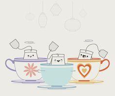 Teacup ride by skinnyandy, via Flickr