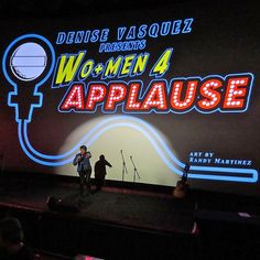 I'm so excited about securing another date for my next WO+MEN 4 APPLAUSE show! Stay tuned to find out where, when & more!  #denisevasquezpresents #Women4Applause #performance #talent #LA #Producer #Promoter #Host #Performer #Actress #Comedian #Writer #Singer #Musician #talent #booker #scout