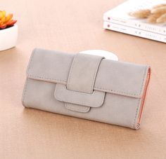 Cheap wallet bag, Buy Quality ladies clutch wallet directly from China long wallet women Suppliers: 2017 New Long Wallet Women Vintage Solid Coin Purse Cards Clip Retro Ladies Clutch Wallet Bag Unique Handbags, Beautiful Handbags, Cheap Handbags, Luxury Handbags, Brown Handbags, Satchel Purse, Clutch Wallet, Coin Purse, Tote Bag