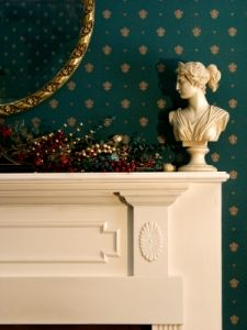 View top-quality stock photos of Fireplace Mantle. Find premium, high-resolution stock photography at Getty Images. Georgian Interiors, Georgian Homes, Georgian Architecture, Architecture Details, Fireplace Mantle, Winter House, Fall Decor, 19th Century, Family Room
