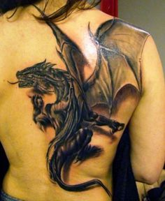 09 Dragon Tattoo Images