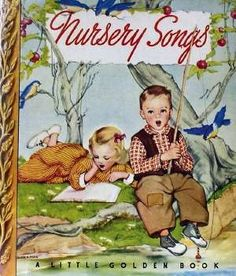 Nursery Songs #7 (1942) Corinne Malvern (42 pages)