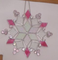 Cheap Fashion Women S Clothing Stained Glass Ornaments, Stained Glass Christmas, Stained Glass Suncatchers, Faux Stained Glass, Stained Glass Designs, Stained Glass Projects, Stained Glass Patterns, Glass Christmas Ornaments, Stained Glass Windows