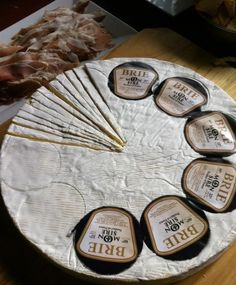 Creamy Brie - a perfect accompaniment to our freshly sliced prosciutto & delicious addition on our share platters. Murray Street Vineyards is the place to be. Barossa Gourmet Weekend, 15-17 August 2014.