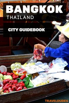 The Travel Dudes Bangkok City Travel Guide Ebook is now available! You can…