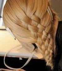 How To Braid Hair in Different Braid Styles - Makeup, Hairstyle and Nail design tutorials