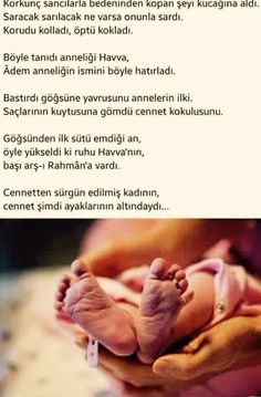 Cennet annelerin ayakları altinda