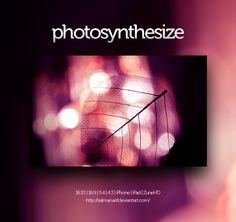photosynthesize by salmanarif.deviantart.com on @deviantART
