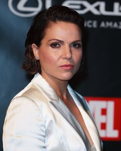 Lana at the Lexus Comic Con party. She totally has highlights right?
