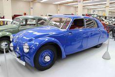 Tatra 77A Saloon - 1938