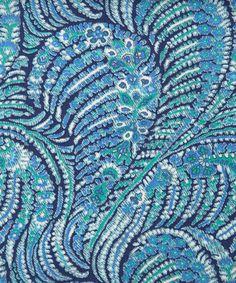 Liberty Art Fabrics Oscar A Tana Lawn
