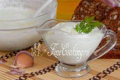 Соус Дзадзики - рецепт с фото