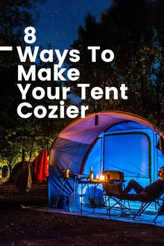 8 Forgotten Ways To Make Your Tent Cozier In 2020 Camping Essentials List, Camping Guide, Diy Camping, Camping Checklist, Camping With Kids, Family Camping, Tent Camping, Camping Gear, Camping Hacks