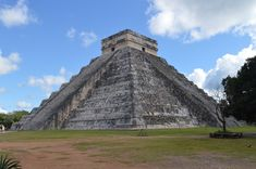Chichen Itza, Mexico - first stop on the wonderful G Adventures tour that kicked off my latest big trip!