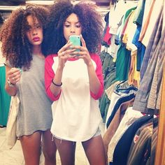 Go to http://naturalhairsalonfinder.com/ and find a stylist for your natural hair.