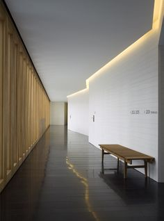 Architizer features the best buildings and design interiors from today's best architects. Publish your architectural projects today and get featured. Interior Design Gallery, Office Interior Design, Office Interiors, Design Interiors, Mall Design, Lobby Design, Corridor Design, Cove Lighting, Corporate Office Design