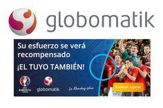 El mayorista Globomatik lanza su campaña Eurocopa 2016