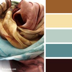 сочетание цветов в интерьере коричневый - Поиск в Google