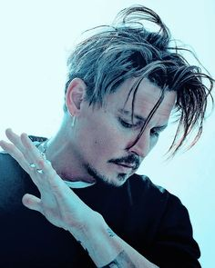 "111 Likes, 3 Comments - Johnny Depp (@johnnysvampires) on Instagram: ""New photoshoot and interview for @sosoirmagazine [ #JohnnyDepp ]"""