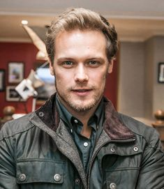 Outlander star Sam Heughan reveals he doesn't want season three to end after fans and writers clash over this controversial change to the Print Shop Scene Sam Heughan Outlander, James Fraser Outlander, Serie Outlander, Sam Heughan Caitriona Balfe, Outlander 2016, Outlander Quotes, Outlander Casting, Sam Heughan Actor, Sam Hueghan