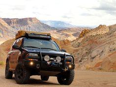 05 Chevy Trailblazer Off road Chevrolet Trailblazer, Top Tents, Roof Top Tent, Lifted Tahoe, Gmc Envoy, Bone Stock, Ford, Fuel Economy, Chevy Trucks