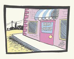 LLUIS FUZZHOUND: Scruffys first animated comic strip!
