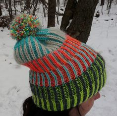Ravelry: Project Gallery for Syncopation Adoration pattern by Stephen West