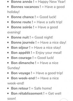 Wanting to learn French or study French phrases for a trip to France? Here are the phrases you should know for your trip. French Language Basics, French Basics, French Language Lessons, French Language Learning, French Lessons, Dual Language, Foreign Language, French Words Quotes, Basic French Words
