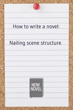 Learning how to write great scenes is crucial for learning how to write a novel. Story scenes drive plot and action. Read more on scene structure in novels.