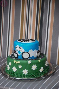 50th Birthday Cake | MakeUrCake