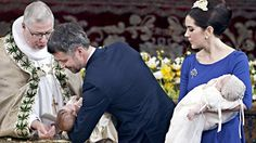 The Crown Princess and Crown Prince of Denmark have christened their twins. The Children shall be called Prince Vincent and Princess Josephine.  Congratulations to the Crown Prince Couple and His Royal Highness Prince Vincent Frederik Minik Alexander of Denmark, Count of Monpezat, and Her Royal Highness Princess Josephine Sophia Ivalo Mathilda of Denmark, Countess of Monpezat.  Apr 2011