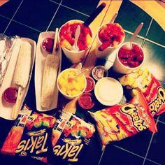 --->Food.^