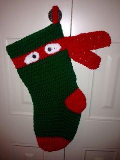 Elsa / Frozen Inspired Christmas Stocking - (cute crochet pattern ...