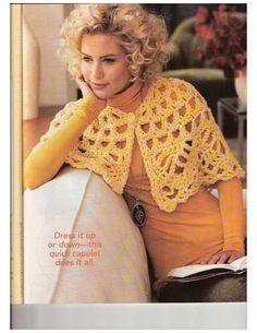 Crochet con amor: Ropa de dama