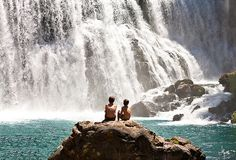McCloud Falls in Northern Cali..please take me here right now!