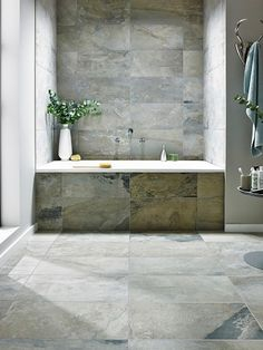 Bengal Autumn - Topps tiles Ardnith Bathroom 2