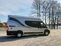 Wynajem kampera Globe-Traveller Explorer Z - Poznań Van Conversion Interior, Explore Travel, Van Life, Motorhome, Peugeot, Recreational Vehicles, Diesel, Globe, Vans