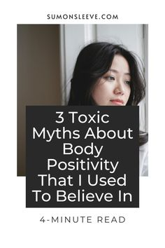 3 Toxic Myths About Body Positivity That I Used To Believe In (4-minute read) - Sum on Sleeve Keep Trying, Trying To Lose Weight, I Used To Believe, Parents Be Like, Skinny People, Extreme Workouts, Holistic Approach, Decision Making, Self Improvement